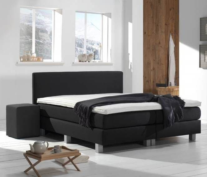 simple boxspring with lauvik boxspring. Black Bedroom Furniture Sets. Home Design Ideas