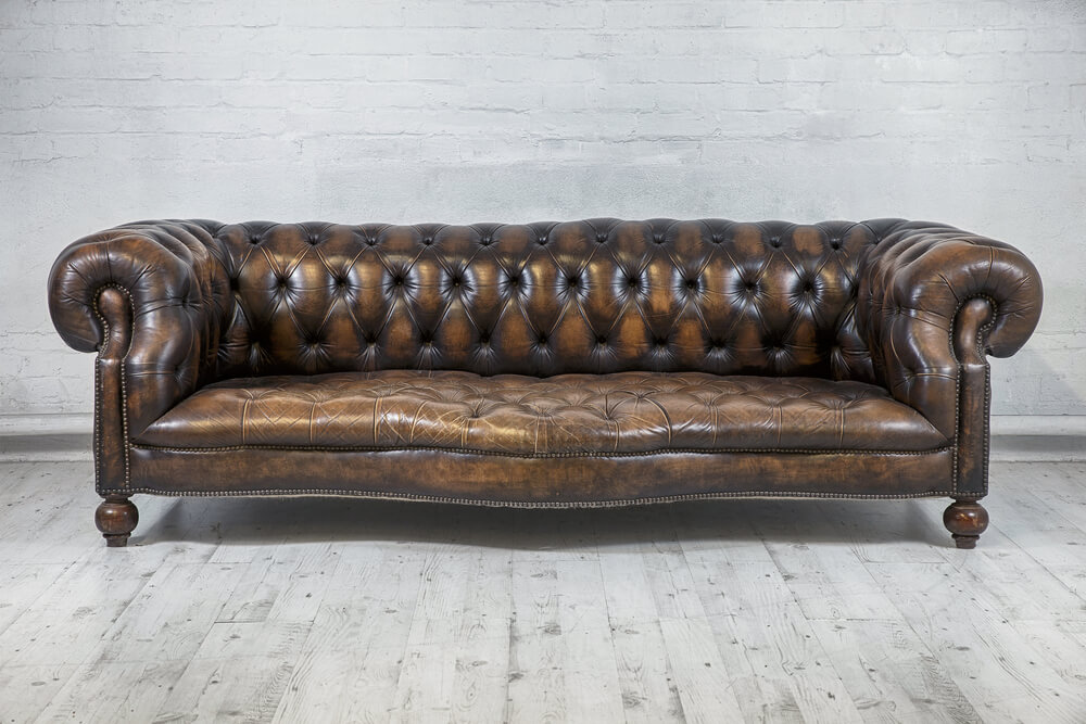 klassiek interieur chesterfield