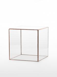 vierkante glazen stolp hart ruyt