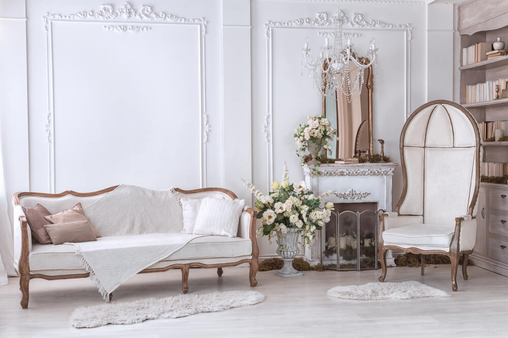 klassiek interieur parijse stijl