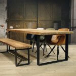 7x Prachtige houten meubelen