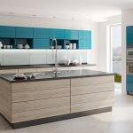 Feeling blue? Niet nodig met deze blauwe keukens!
