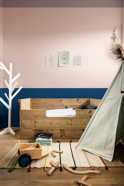 heart wood flexa kinderkamer