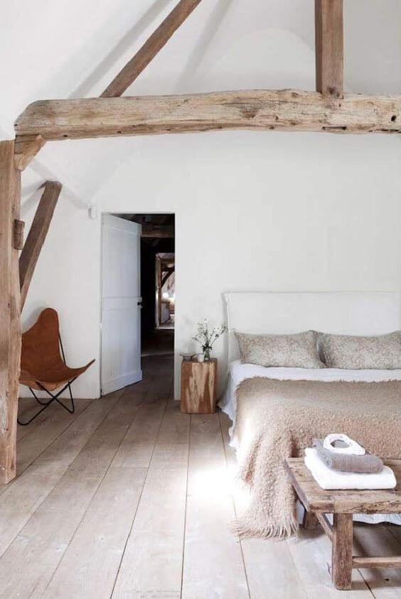 licht laminaat slaapkamer