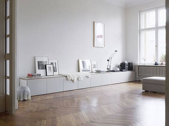 Diy Een Oogverblindend Dressoir Maken Van Een Simpel Ikea