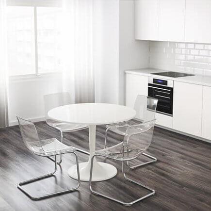 Ronde Witte Eettafel Design.Mooie Ronde Eettafels Onder 300 Ik Woon Fijn