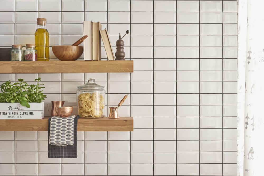 open plank keuken styling