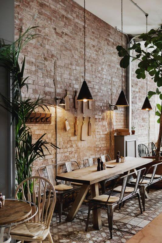 Inspiratie: De stoere bakstenen muur in je interieur | Ik woon fijn