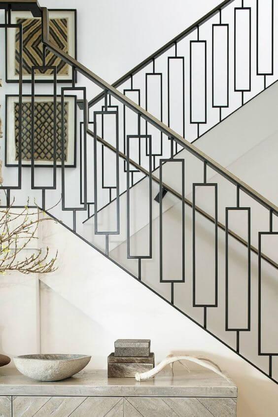 12x bijzondere trapleuning idee n ik woon fijn - Deco trap ...