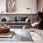 Verassende combinatie: grijs en bruin in je interieur