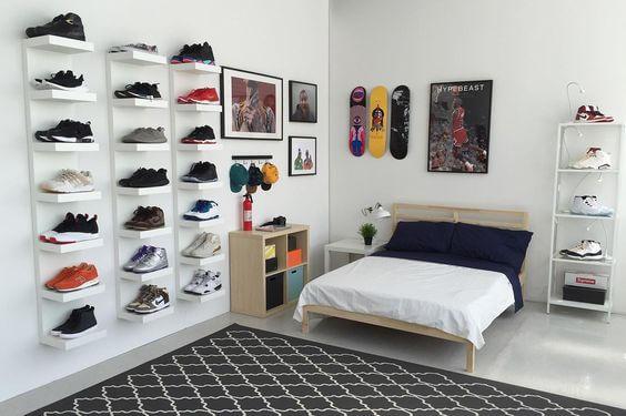 Ikea Hacks Om Jouw Schoenencollectie Te Showen Ik Woon Fijn