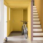 Color blocking: geverfde muren in huis voor een verassend effect!