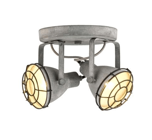Plafondlamp industrieel