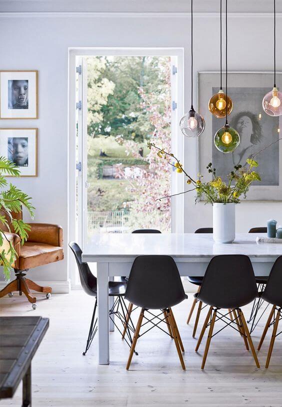 Trend: Lampen van gekleurd glas | Ik woon fijn