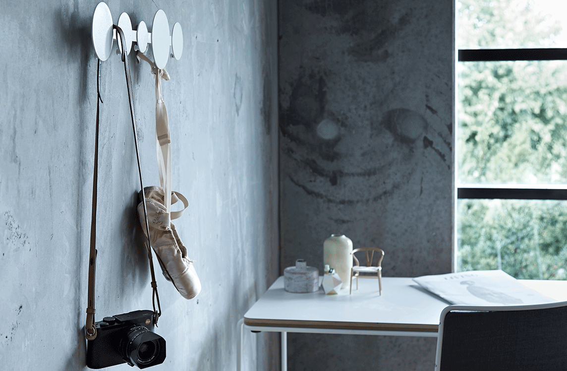 kapstok minimalistisch design