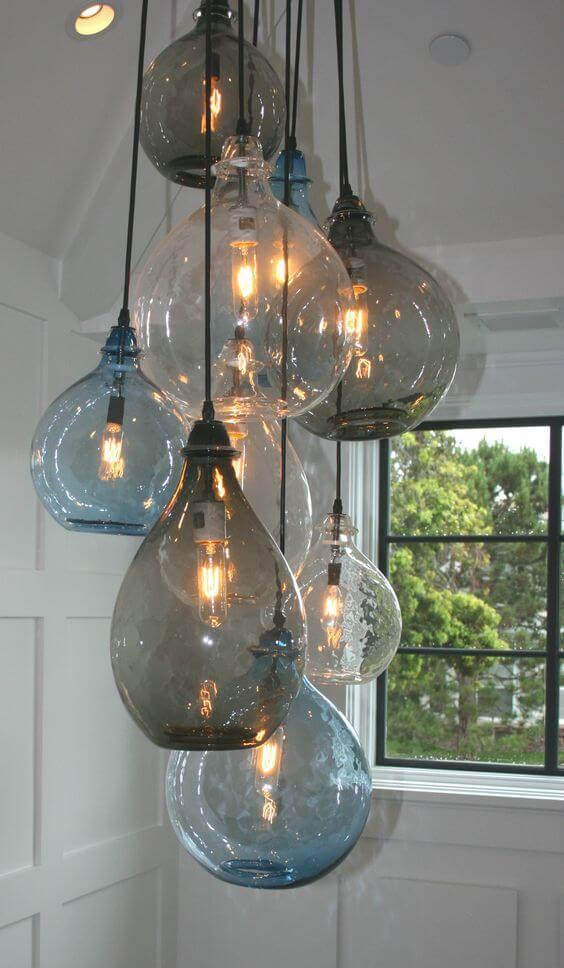 Uitgelezene Trend: Lampen van gekleurd glas | Ik woon fijn LH-04