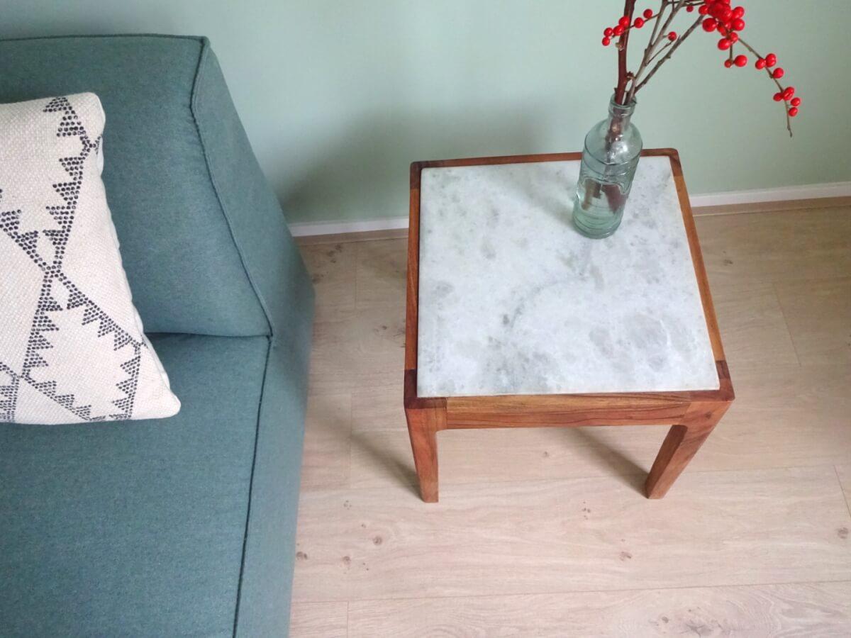 marmori bijzettafel