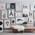Top 3 webshops voor een gallery wall