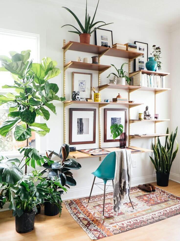 kantoor groen
