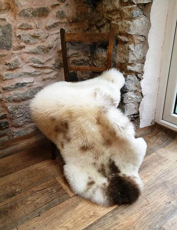 schapenvacht natuurlijk