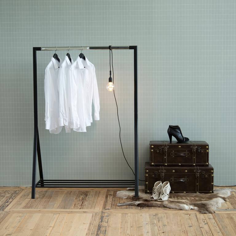 garderoberek zwart