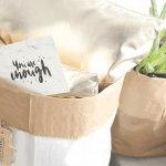 Waar koop je een paper bag?