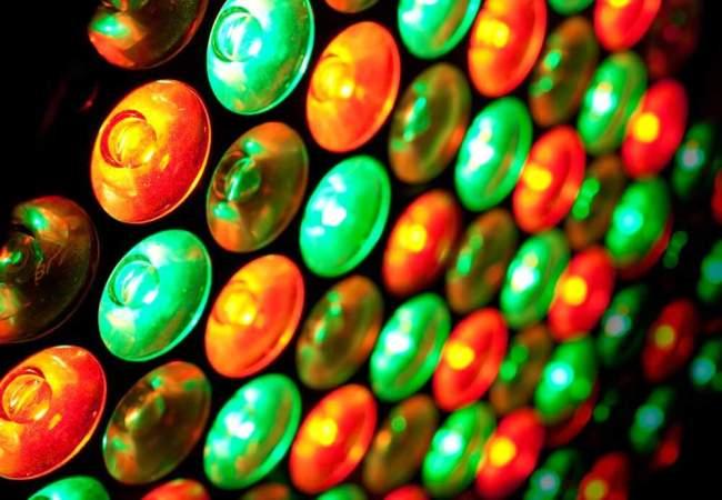 LED in het interieur: subtiele spotjes