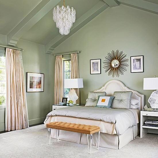 sofa bedeinde glamour