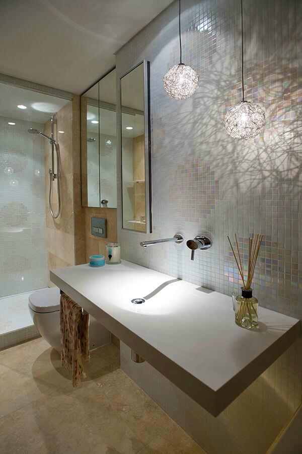 spa badkamer