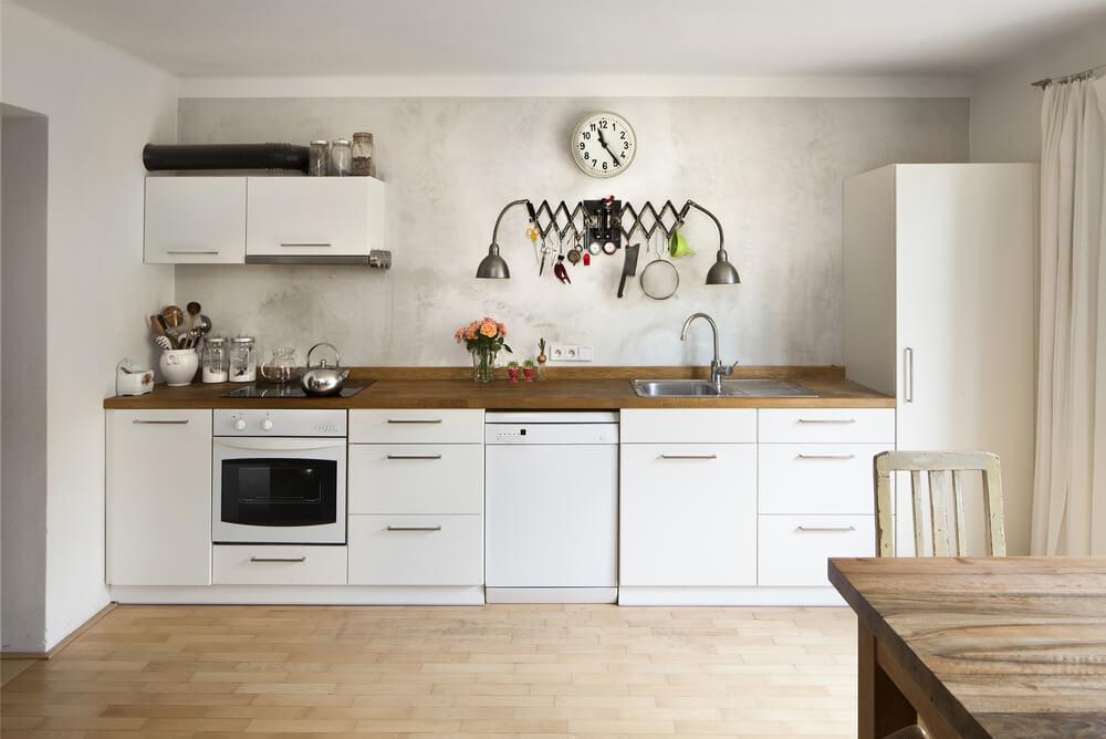 Klein Keuken Industriele : Prachtige industriële keukens ik woon fijn