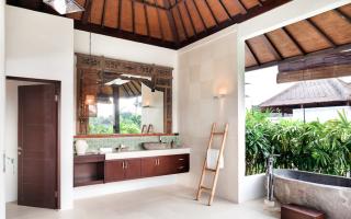 Plissé gordijnen in de badkamer: praktisch en trendy | Ik woon fijn