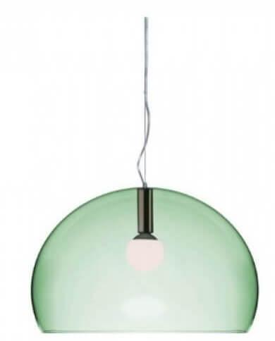 saliegroen lamp