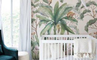Babykamer In Hoek : Babykamer retro inrichten tips ik woon fijn