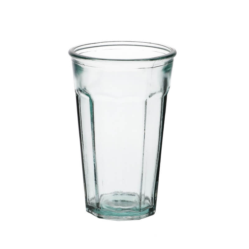 gerecycled drinkglas