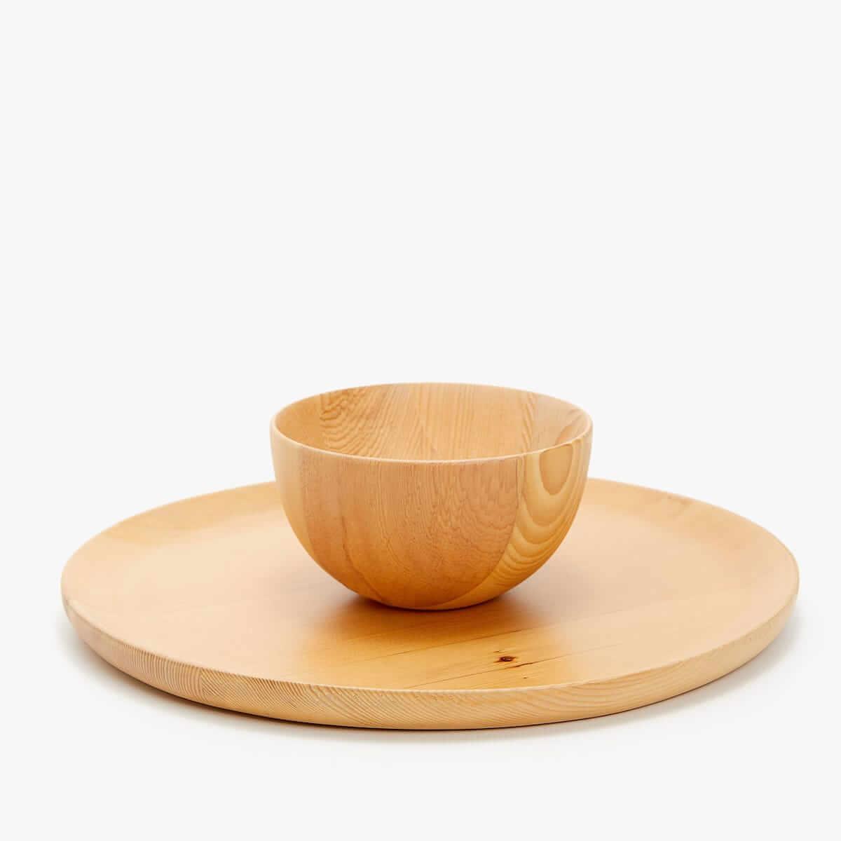 houten kom