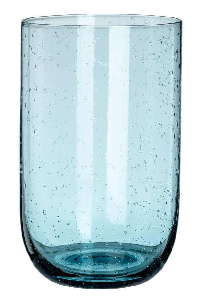 blauw glas H&M