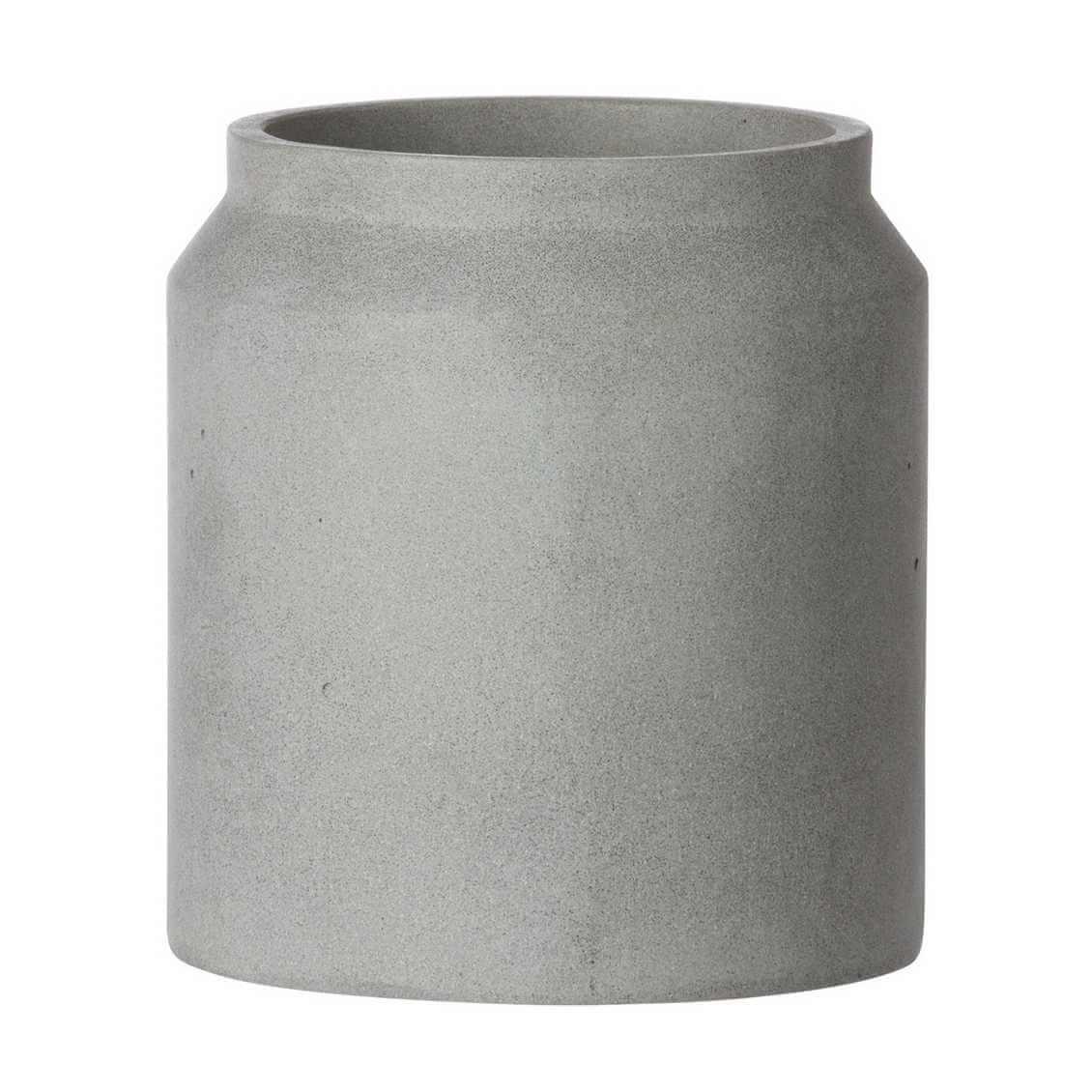 betonnen woonaccessoires pot