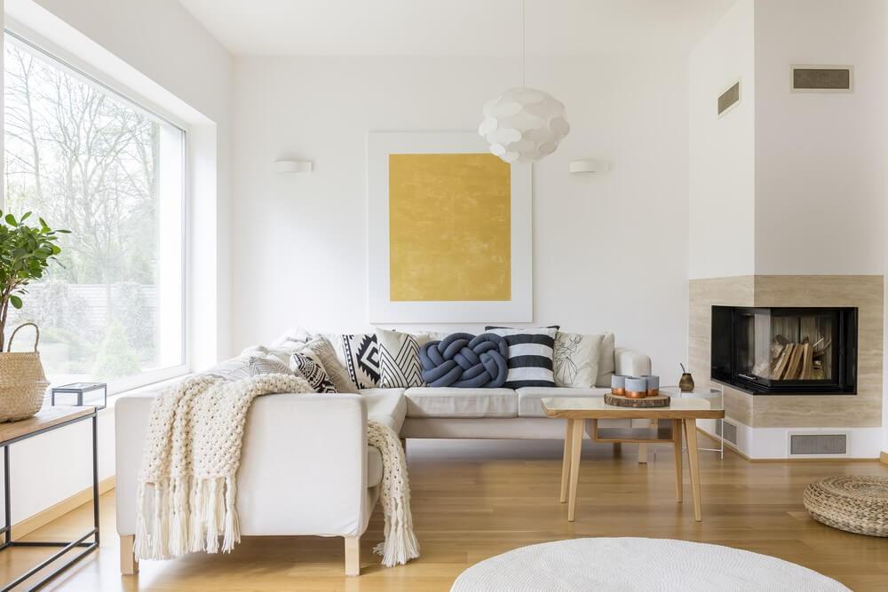 Kleurencombinaties woonkamer woonkamer lichte kleuren modern