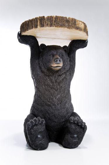 bijzettafel beer