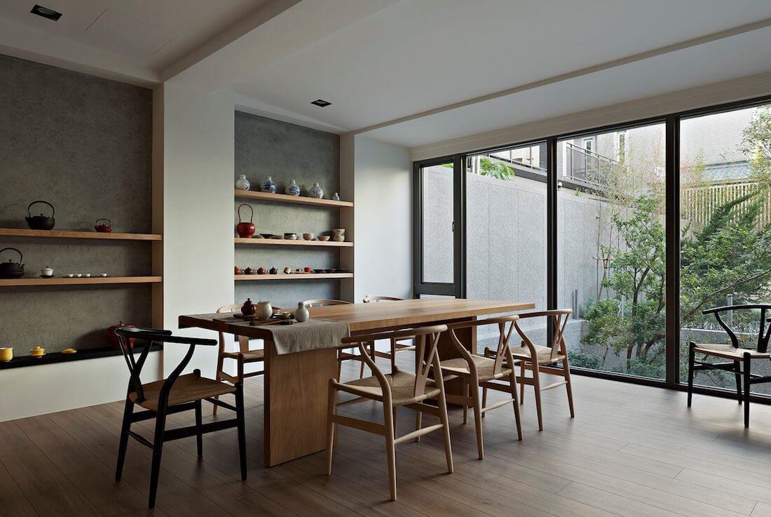 japandi interieur stijl