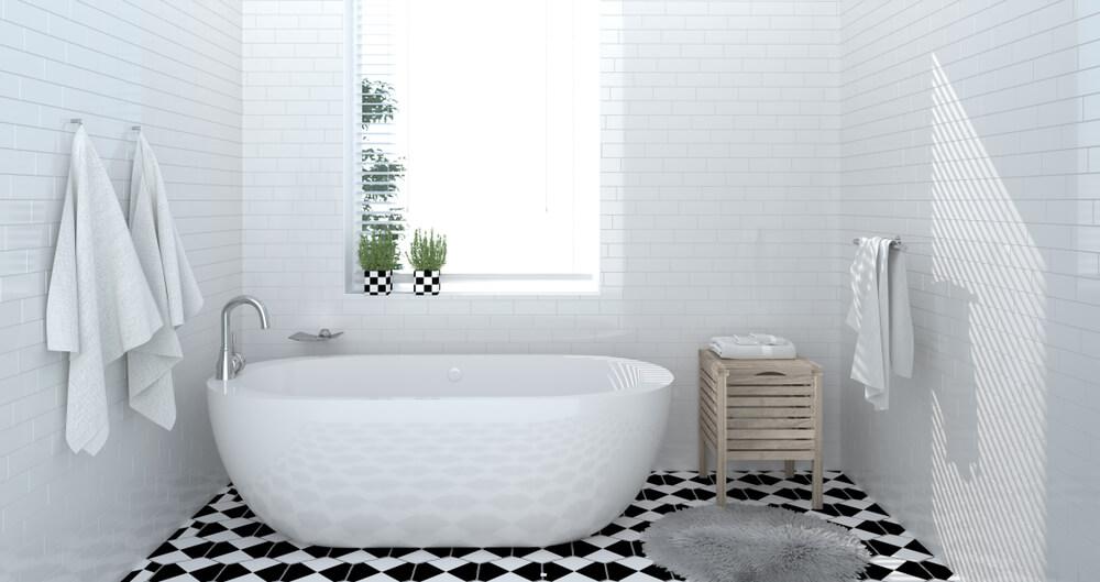 8 tips voor een goedkope badkamer | Ik woon fijn