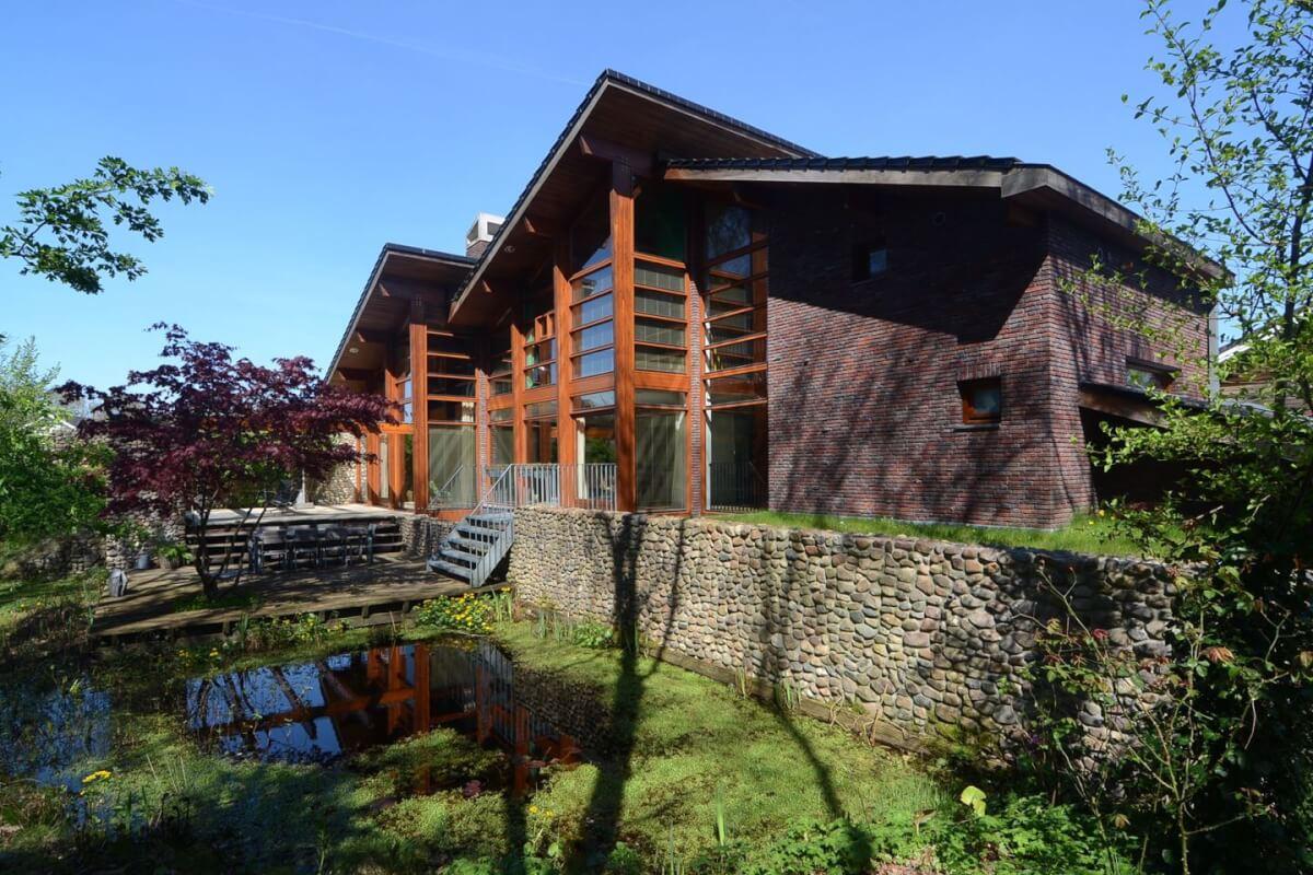 Assen moderne villa