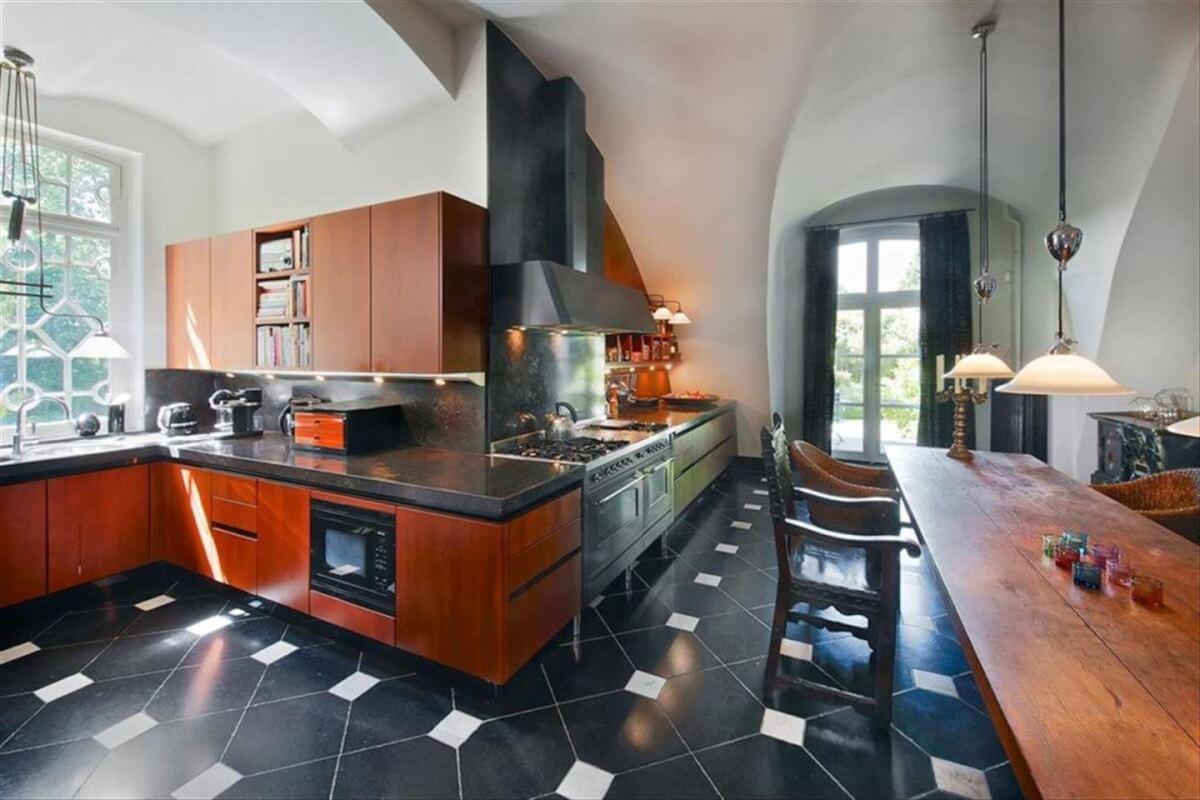 Kasteel gronsveld keuken