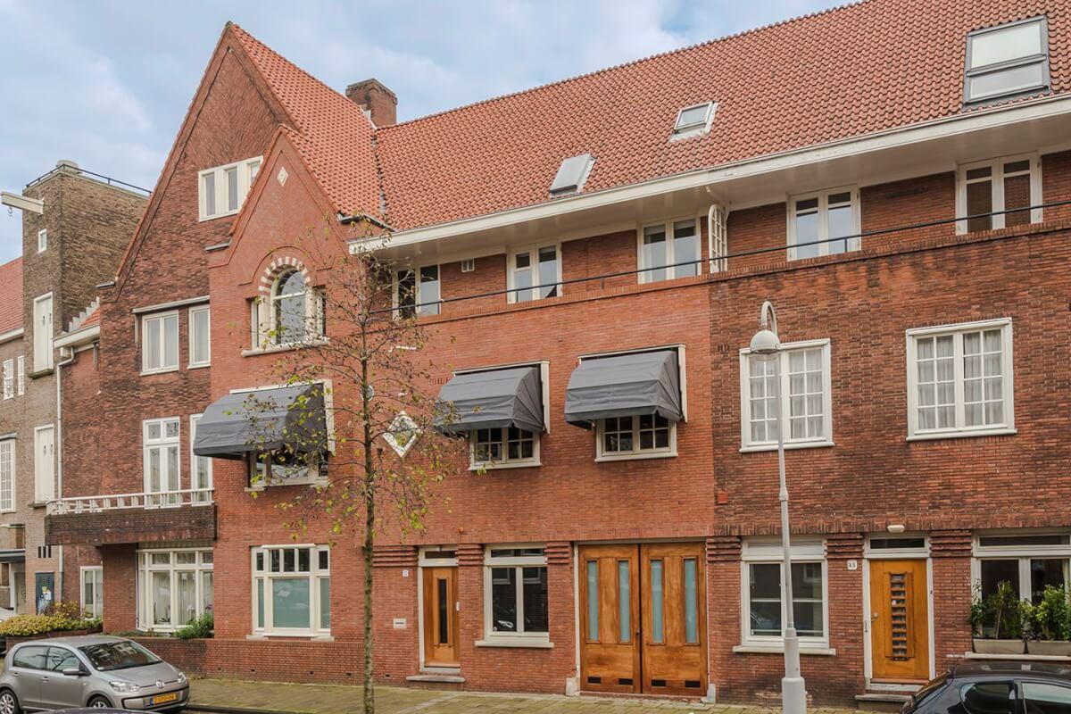 Amsterdam groot huis