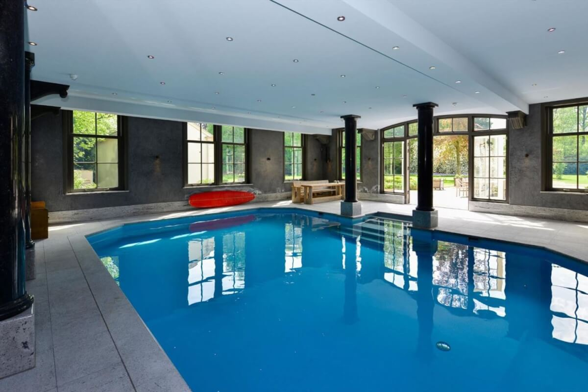 s graveland luxe zwembad