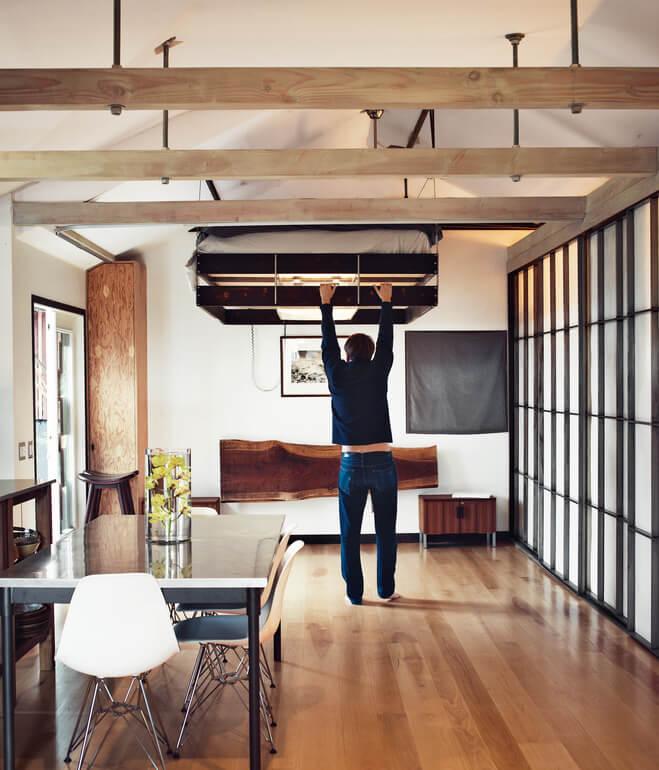 klein interieur inrichten idee