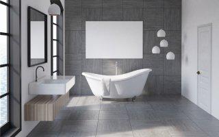 Decoratie interieur badkamer slaapkamer en keuken