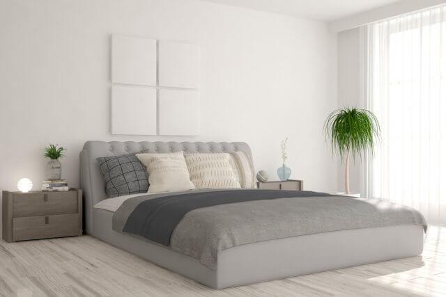Kleine Minimalistische Slaapkamer : Een frisse minimalistische slaapkamer in stappen ik woon fijn
