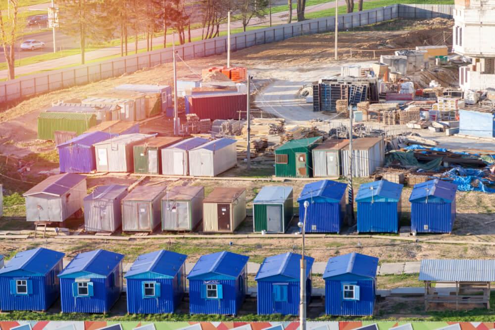 Containerwoning bouwen