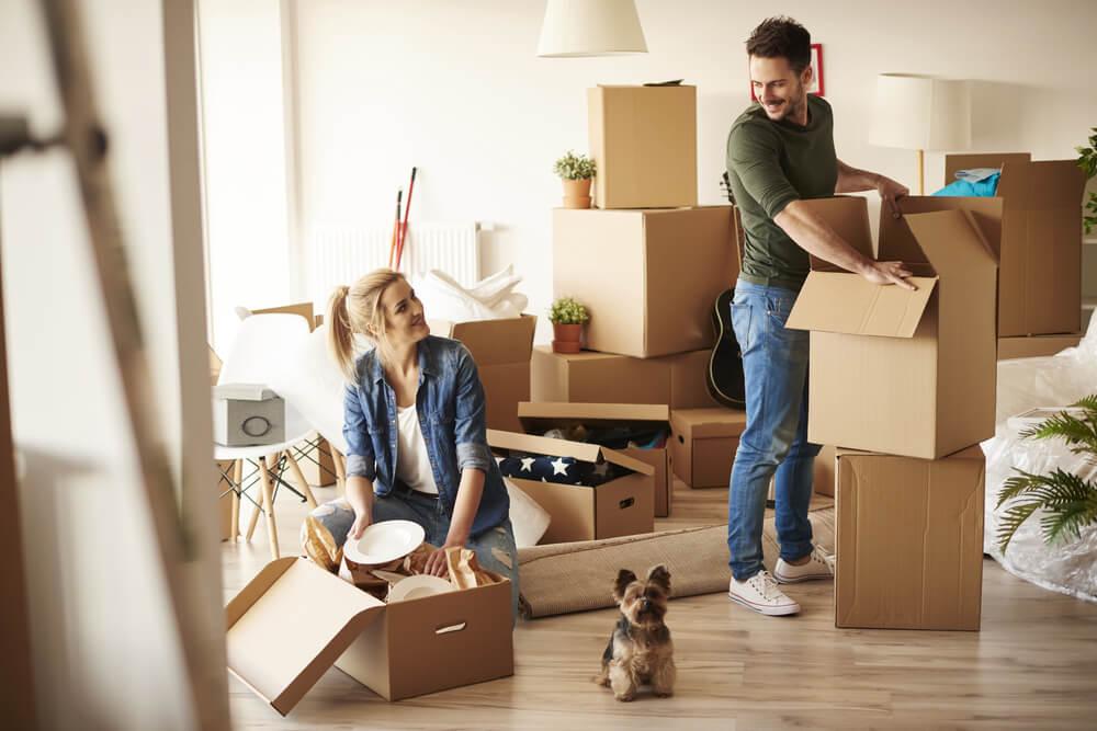 Veilig verhuizen